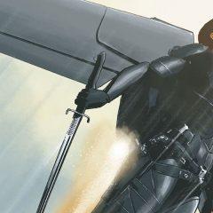 'Lazarus vol.6', paradigma de sci-fi