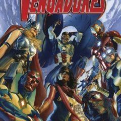 'Vengadores. Los siete magníficos', con Waid todo es alegría