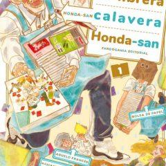'La librera calavera Honda-San. Volumen 1', lo que hay que aguantar