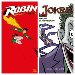 'Robin y Joker Especial 80 Aniversario', y lo bien que se conservan