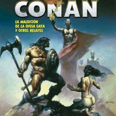 'Biblioteca La Espada Salvaje de Conan Vol. 4: La Maldición de la Diosa Gata', más y mejor