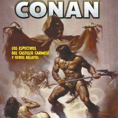 'Biblioteca La Espada Salvaje de Conan Vol. 5: Los Espectros del Castillo Carmesí', de leyenda