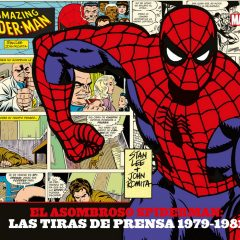 'El Asombroso Spiderman: Las Tiras de Prensa Vol.2 (1979-1981)', simple y efectivo