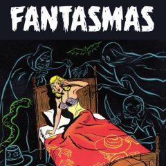 'Biblioteca de Comics de Terror de los Años 50 Vol. 6: Fantasmas', de sábanas y cadenas