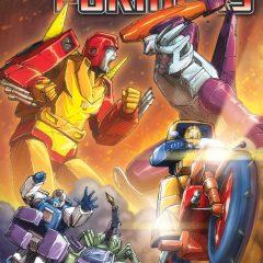 'Transformers Clásicos UK Volumen 4', y seguimos mejorando