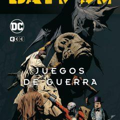 'Batman: Juegos de Guerra – Integral', a contrarreloj