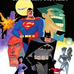 'Las aventuras de Batman y Superman. Los mejores del mundo', primer contacto