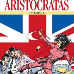 'Los Aristócratas vol.2', ingenio a lo 007
