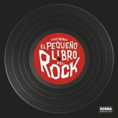 'El pequeño libro del Rock', reducido en tamaño, que no en contenido
