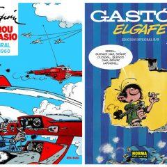 Los dos Franquin: Spirou y Gastón