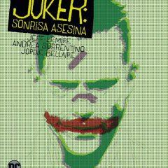 'Joker. Sonrisa asesina', Lemire. Sorrentino. TOP