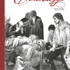 'Caravaggio. Edición Integral en B/N', epatante