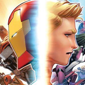 'Civil War II', el Universo Marvel, escindido