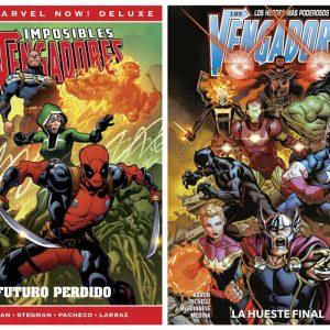 Dos visiones para unos Vengadores