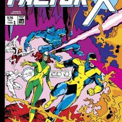 'Marvel Gold Factor X Volumen 1: ¡Bautismo de Fuego!', ¡Back in Town!