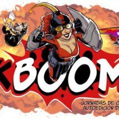 Kboom, un evento como muestra de amor puro a los autores y los cómics