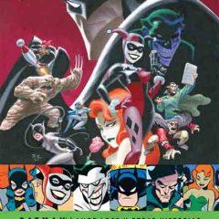 'Grandes Autores de Batman Paul Dini y Bruce Timm: Amor Loco y otras historias', ¡por fin!