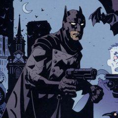 'La maldición que cayó sobre Gotham': un Batman de tintes lovecraftianos