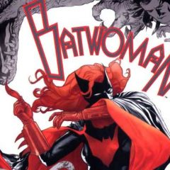 'Batwoman: un mundo anegado', fascinante terror sobrenatural