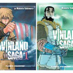 'Vinland Saga vols. 1 y 2', llegan los vikingos del lejano Oriente