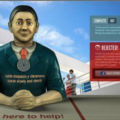 Elysium nos da la oportunidad de conseguir la ciudadanía con su nuevo sitio viral