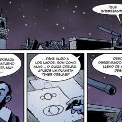 Jordi Bayarri vuelve a buscar financiación para sus cómics divulgativos