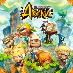 Krosmaster: Arena, dentro de la caja