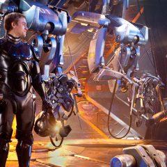 Guillermo Del Toro, Hideo Kojima y Yoji Shinkawa unidos por Pacific Rim, títulos de crédito, taquilla y algún comentario del director sobre su lanzamiento doméstico