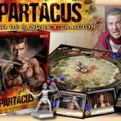 Devir publica el juego de mesa de Spartacus