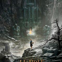 El Hobbit: La desolación de Smaug, primer cartel