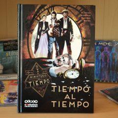 'El Ministerio del Tiempo vol. 1: Tiempo al tiempo', presentando a Salvador Martí
