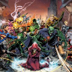 DC nos ofrece los primeros detalles de 'Trinity War'