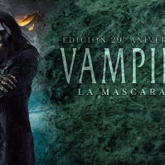 Vampiro: La Mascarada 20 Aniversario ya a la venta
